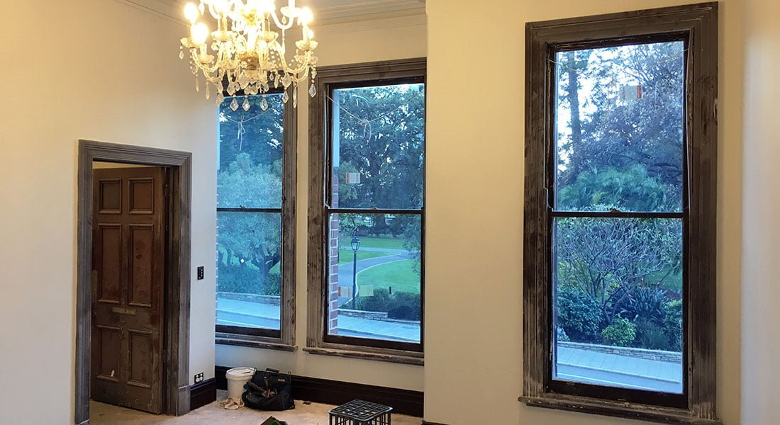 soundproofing & sound sealing period windows & Doors | Sash Window Specialist Perth-