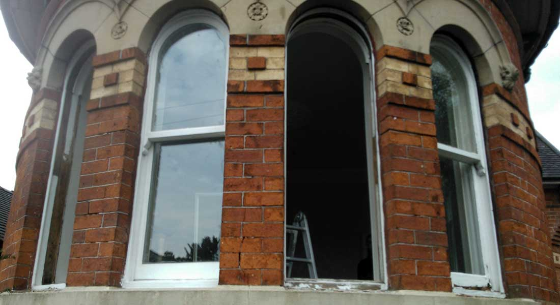 Sash Windows Manchester | Draught Proofing and Repair Bow Window