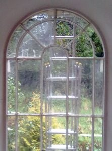 manchester sash windows specialist | Upgrade glazing arched window.