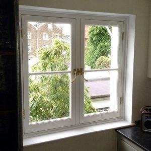 Bespoke Period Window.