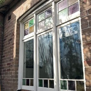 Federation Casement Window - Sydney.