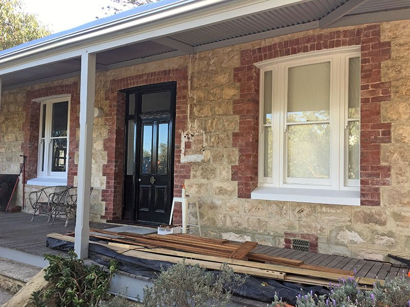 Perth Sash Windows | North Fremantle | Reinstate Venetian Sash Windows 1