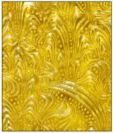 st gobain No 18 - Oriental - Yellow sample