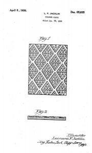 1926- THE WESTERN GLASS COMPANY -Jacklin